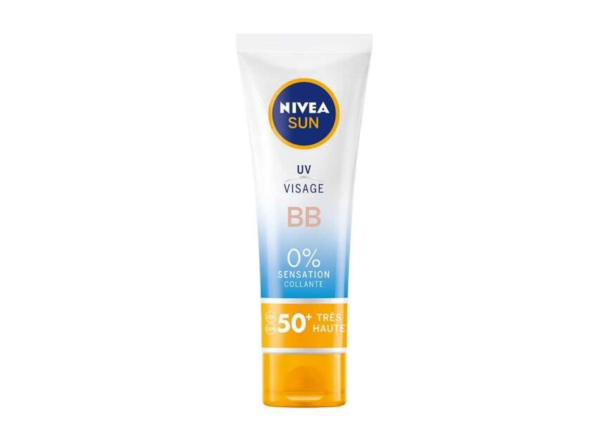 UV Visage BB FPS 50 + de Nivea Sun