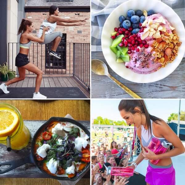 Kayla_itsines : la pro du fitness