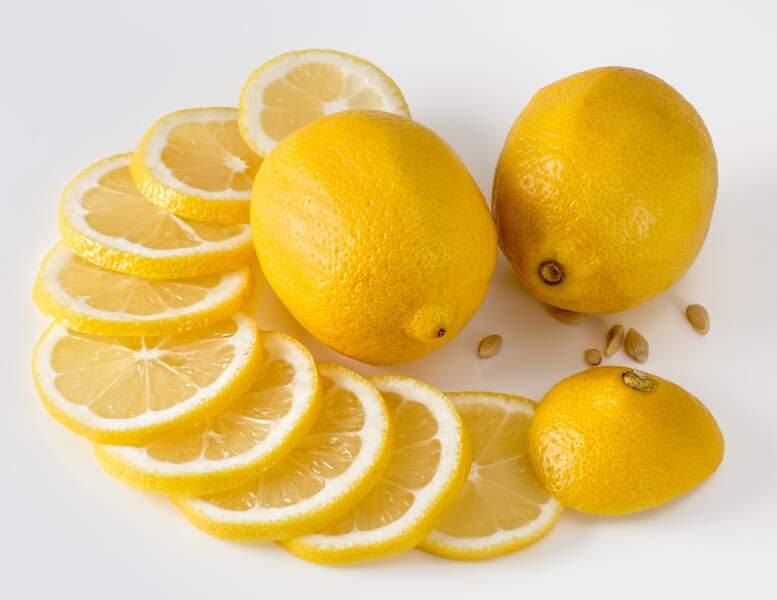Le citron : une astuce contre l'excès de sucre dans le sang
