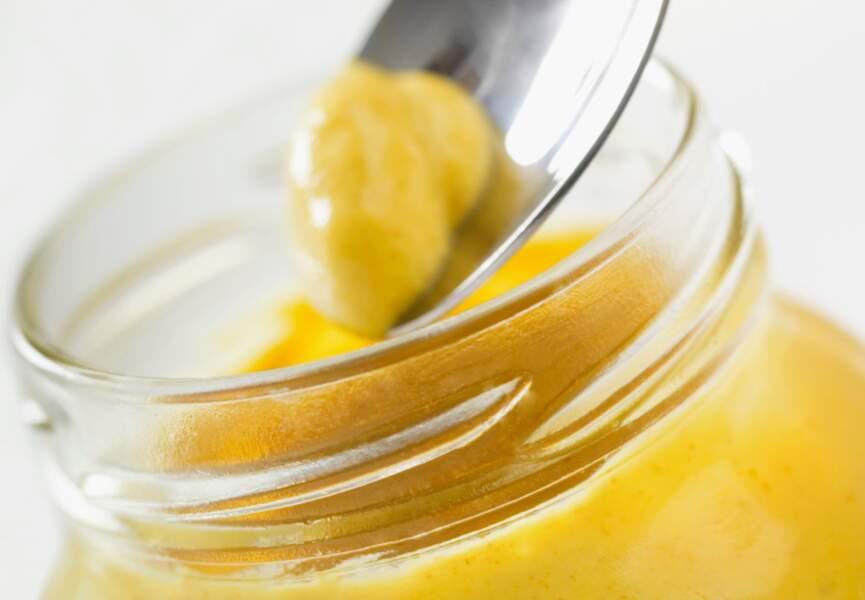 Du citron pour une moutarde toujours fraîche