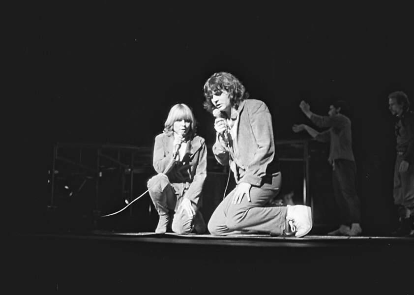 ... figuraient au casting de l'opéra rock imaginé par Michel Berger et Luc Plamondon.