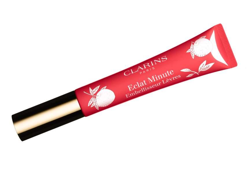 Embellisseur lèvres, Clarins