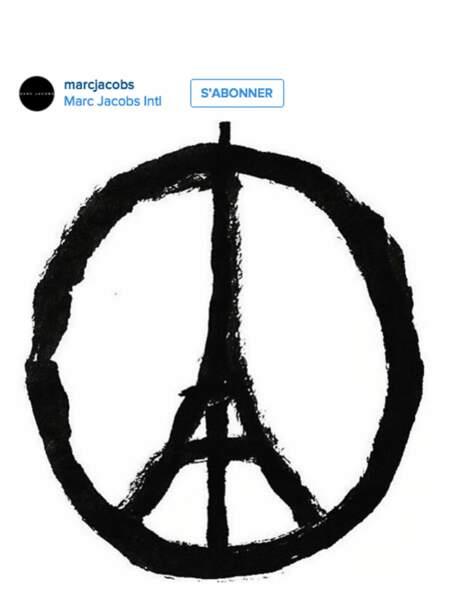 La solidarité de Marc Jacobs