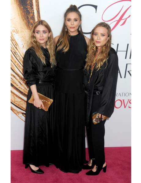 Elizabeth, Mary-Kate et Ashley Olsen