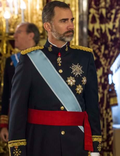 Felipe VI, roi d'Espagne