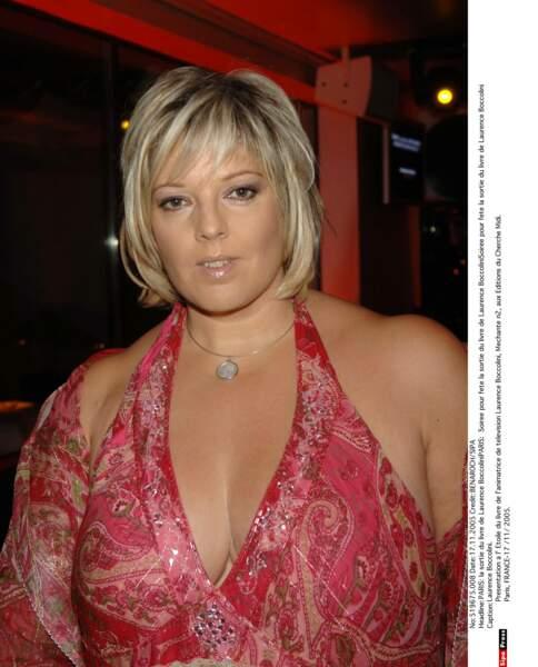 Laurence Boccolini : 2005