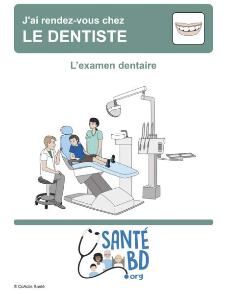 L'examen dentaire...