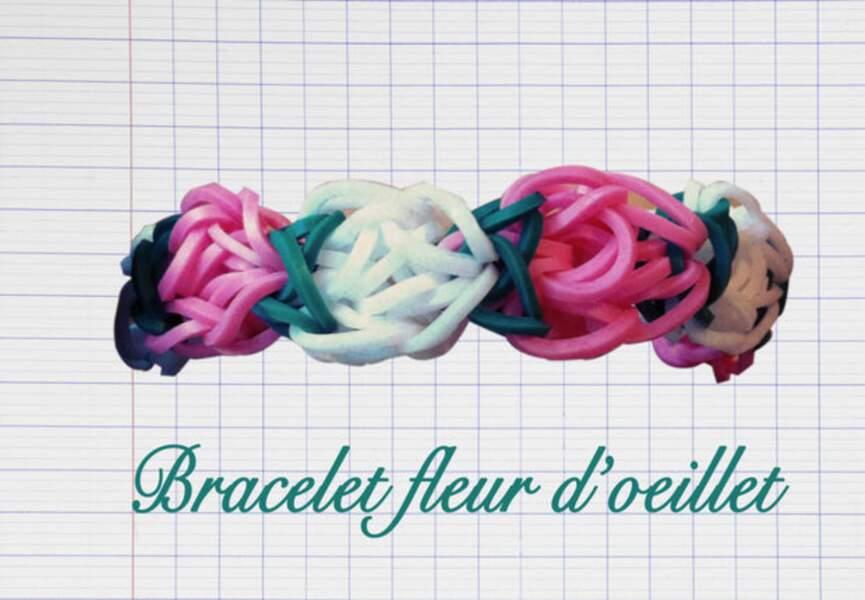 Le bracelet Fleurs d'oeillet