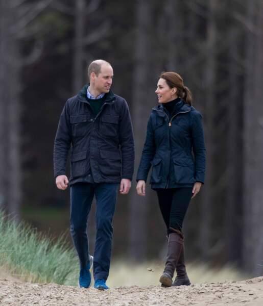 Puis, le couple s'est rendu dans le Nord du Pays de Galles pour rencontrer particuliers et organisations de la...