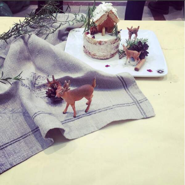 Tiramisu de Noël