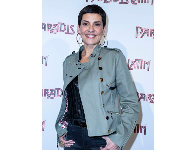 Cristina Cordula en 2019 : elle est superbe !