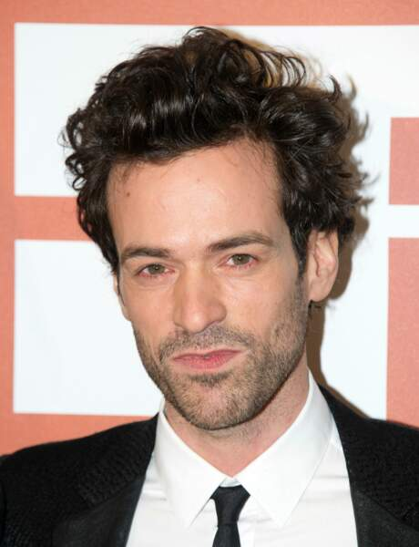 La barbe de Romain Duris