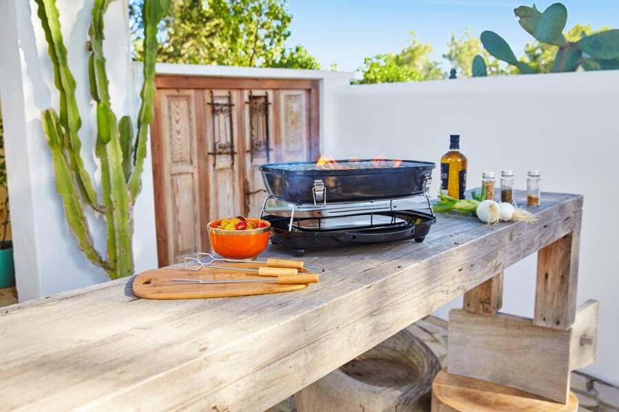 Un barbecue nomade