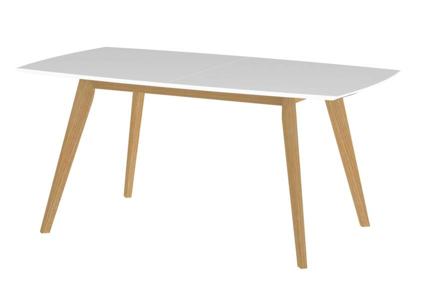 Ma déco d'inspiration scandinave : la table à rallonges