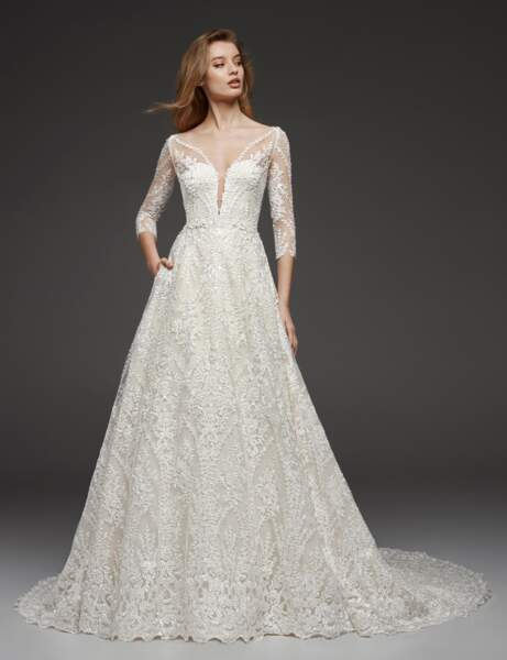 Robe de mariée Clementina