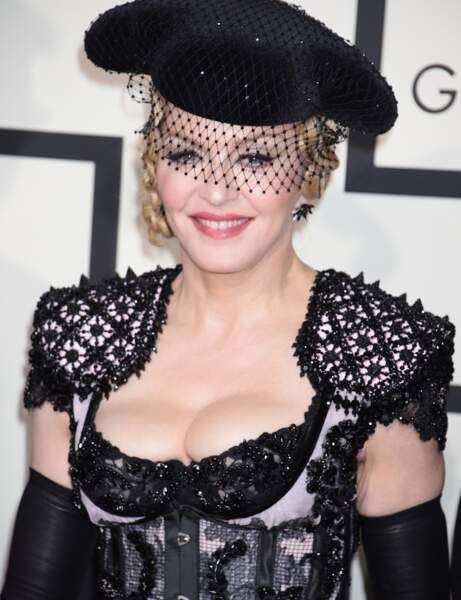 A son âge, Madonna a encore peur de...
