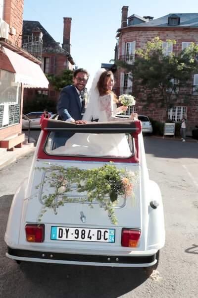 Vive les mariés...