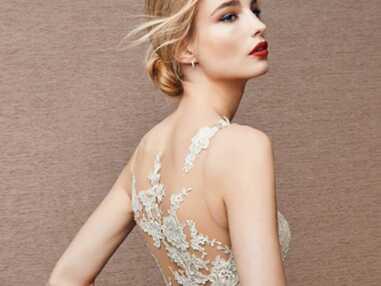 Coiffures de mariée : le bon look selon ma robe