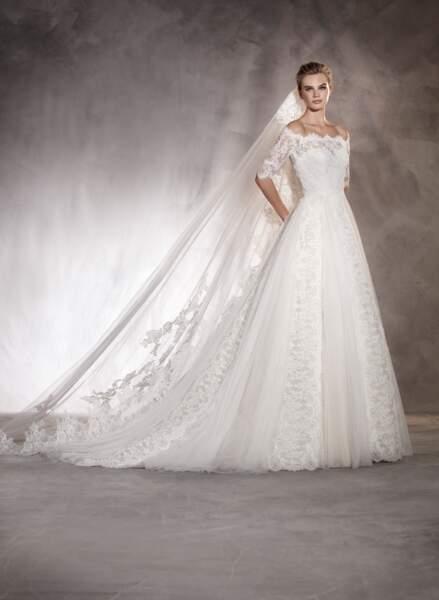 Robe de mariée Pronovias : Avila