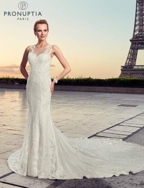 Robe de mariée Trocadéro