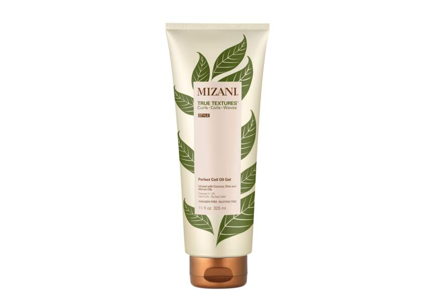La Perfect Coil Oil Gel Mizani