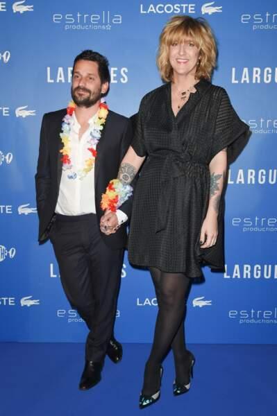 Mais avec ou sans talon haut, Daphné Bürki est plus grande que son mari. Sans conteste.