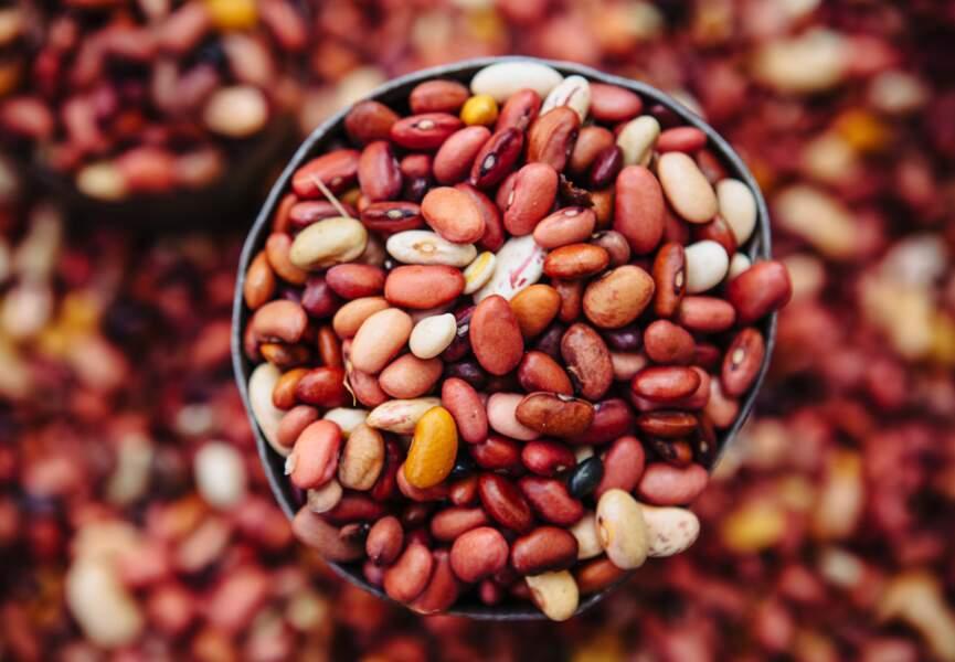 Les légumes secs : spécial régime flexitarien