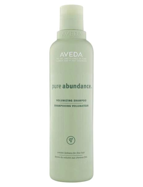 Le shampooing volumisant Aveda