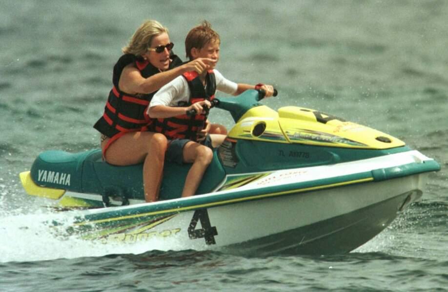 Diana et Harry