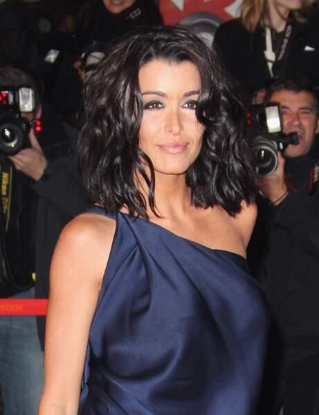 Ses boucles glamour en 2011