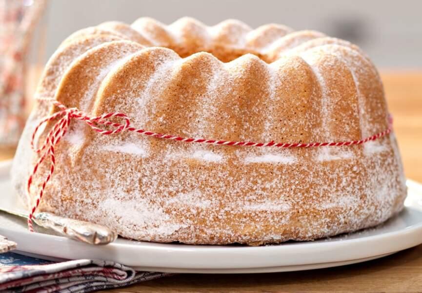 La recette du gâteau de Mercotte
