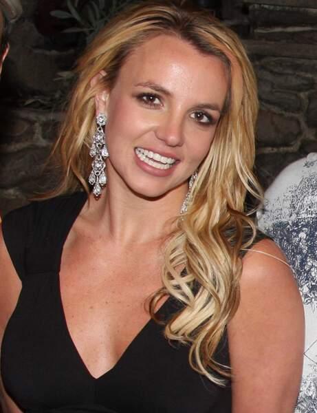 Britney Spears après sa rupture