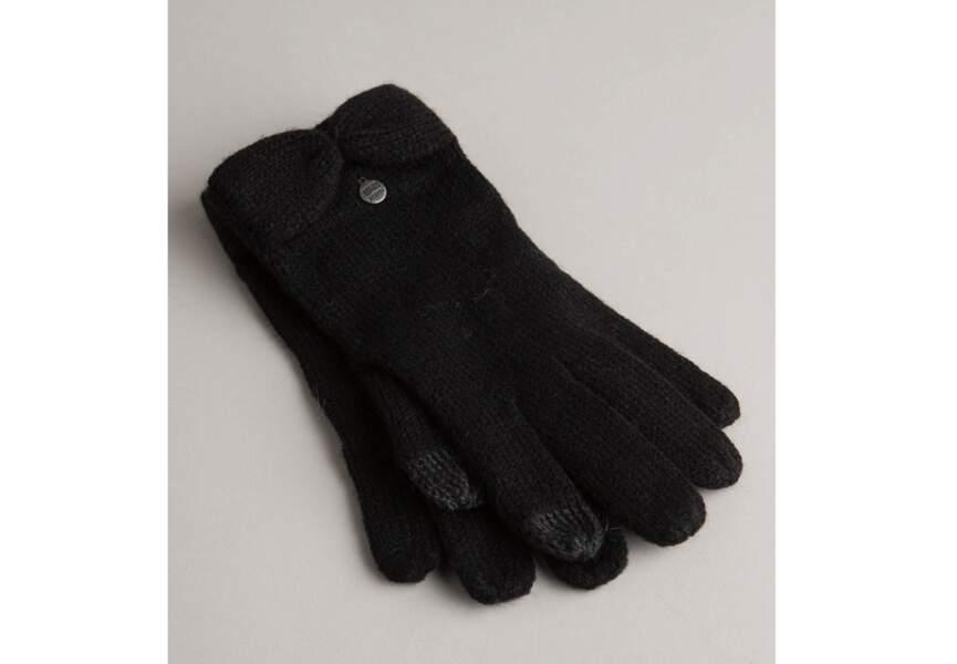 Des gants pour écran tactile