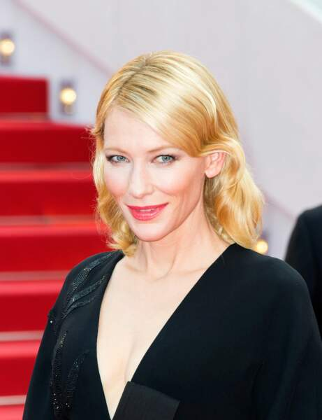 Le blond froid de Cate Blanchett