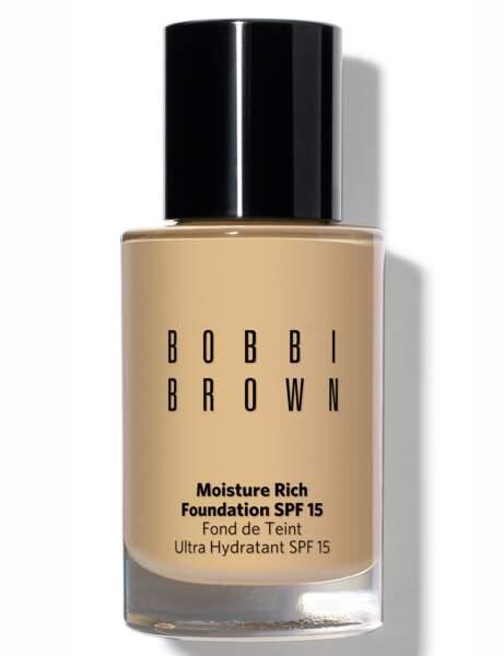 Si j'ai la peau sèche : le fond de teint ultra hydratant Bobbi Brown