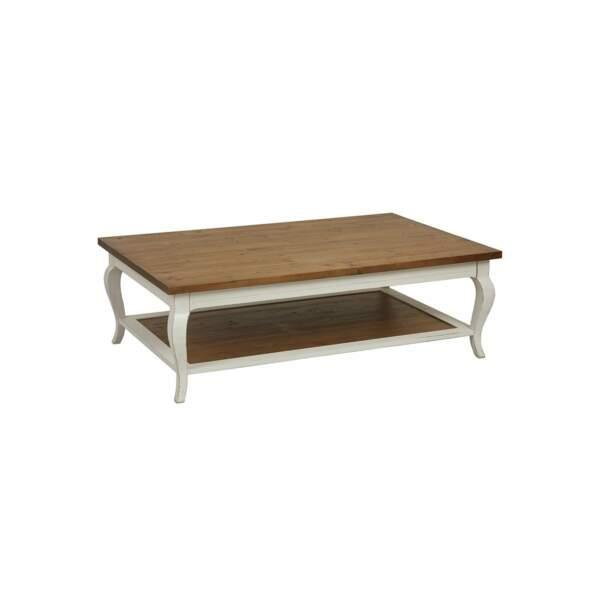Table basse élégante