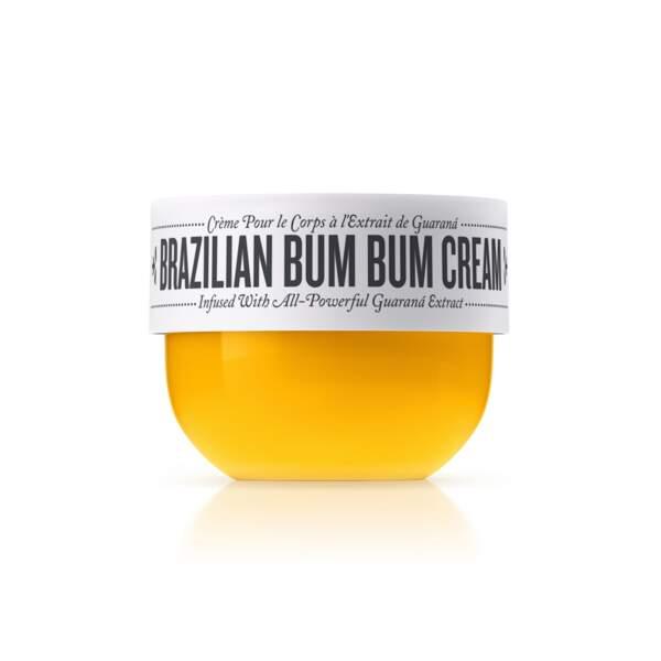 Crème Brésilienne Bum Bum, Sol de Janeiro, pot 75 ml, prix indicatif : 17,95 €
