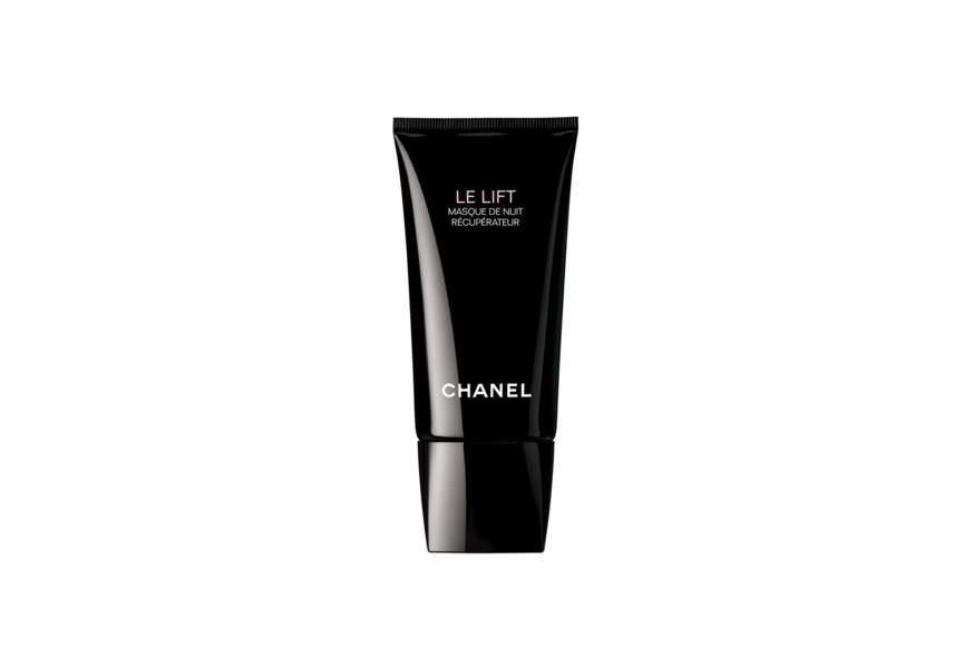 Le Masque de nuit récupérateur Le Lift Chanel