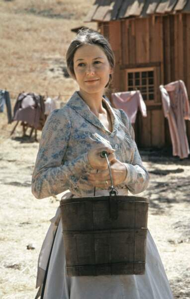 Caroline Ingalls jouée par Karen Grassle