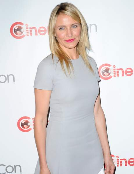 Cameron Diaz blonde, sa couleur naturelle