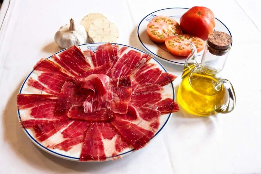 jambon d'Espagne