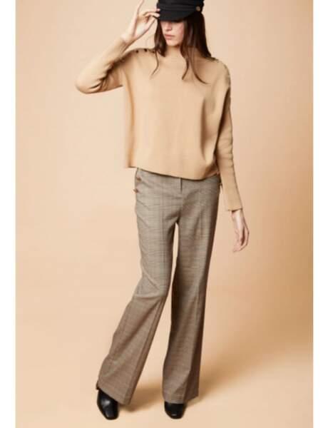 Pantalon : seventies