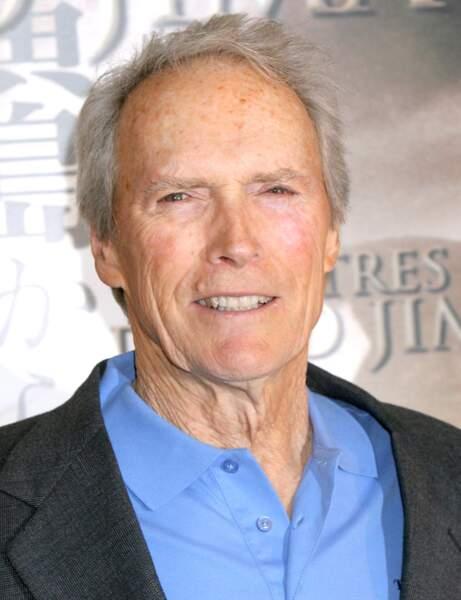 Son père, l'acteur Clint Eastwood