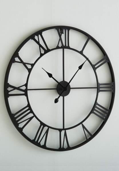 Horloges : le modèle king size La Redoute