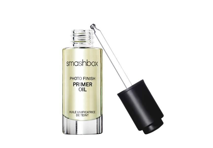 La base de maquillage en huile Smashbox