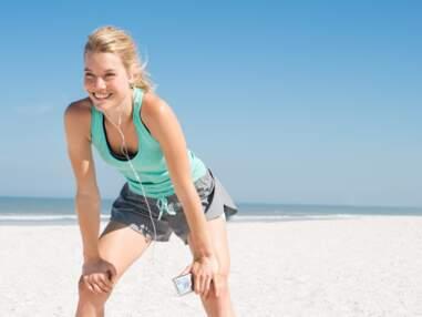 Les activités qui brûlent le plus de calories sur la plage