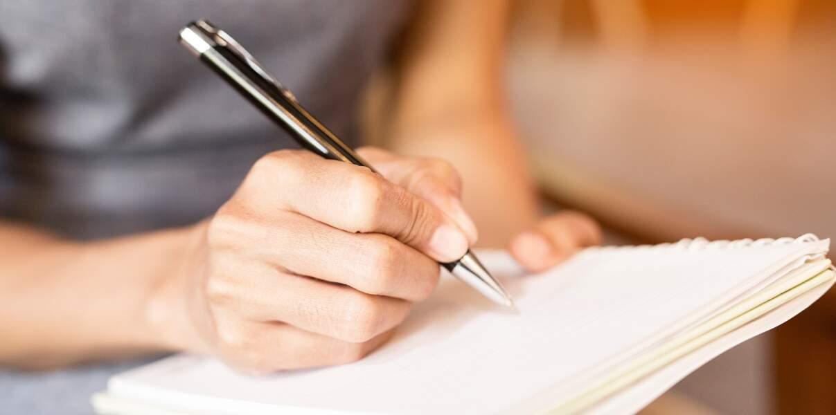 Ecrivez vos soucis