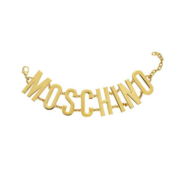 Collection H&M x Moschino : le collier
