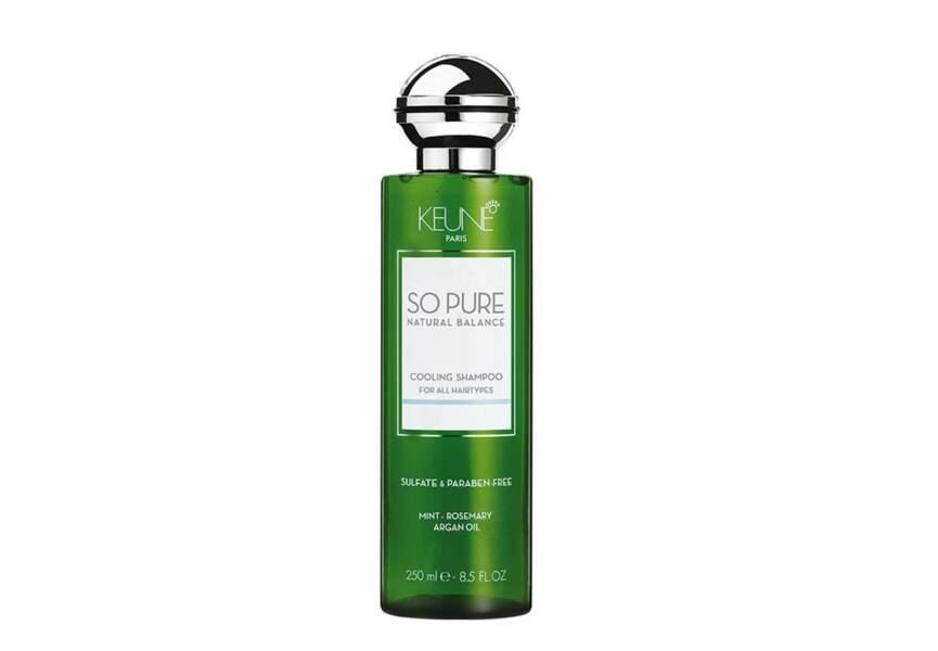 So Pure Cooling Shampoo de Keune Paris
