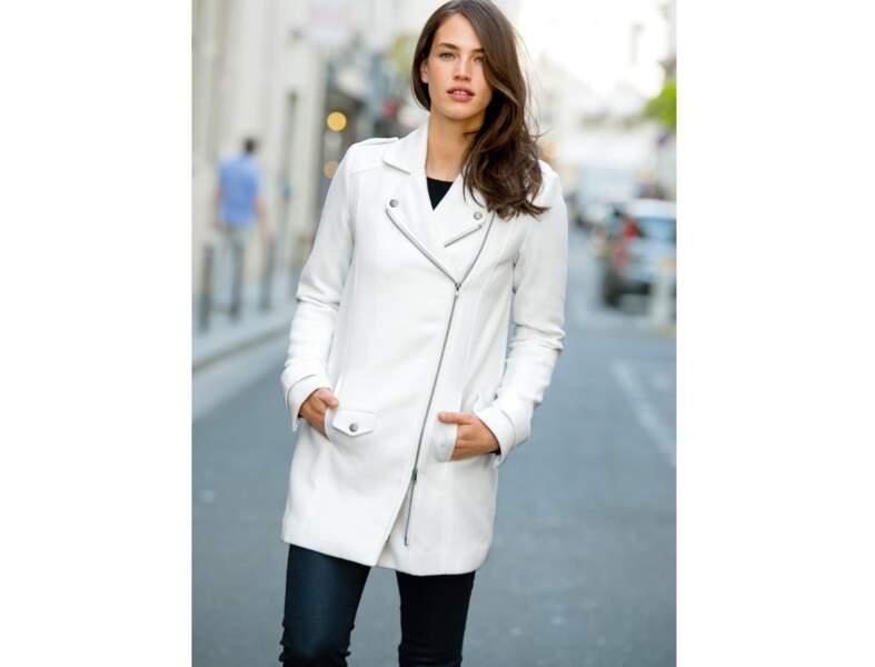 Le manteau blanc